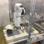ロボットの操作は簡単!! 講習会にて。